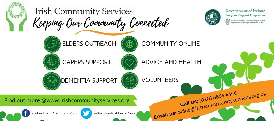 Irish Community Services