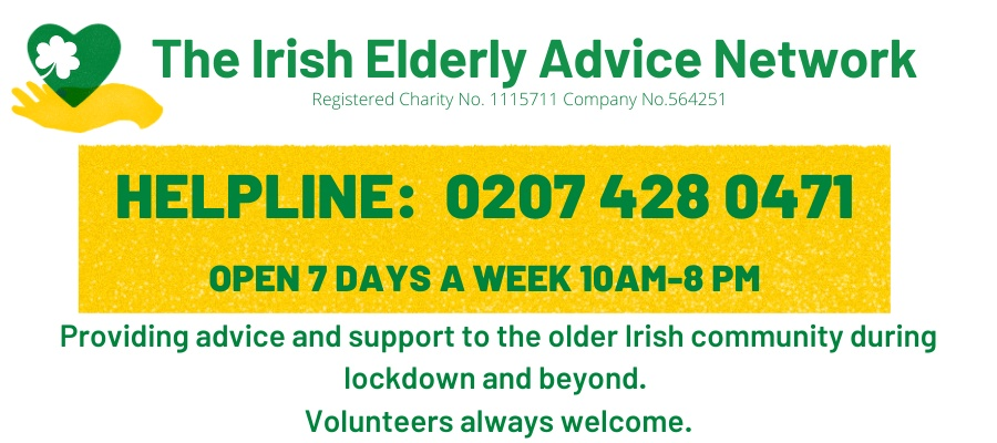 The Irish Elderly Advice Network
