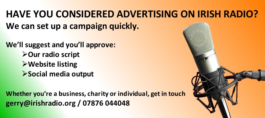 Great Value Advertising Campaigns with IrishRadio.org