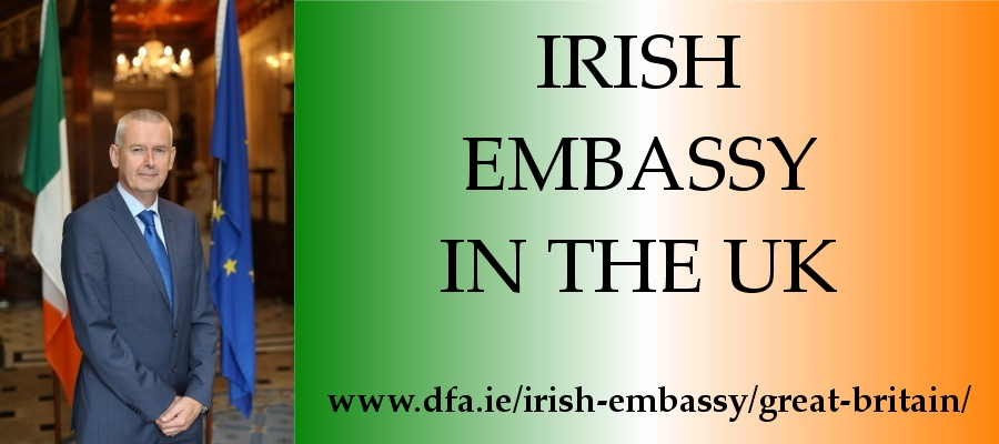 Irish Embassy in the UK www.dfa.ie/irish-embassy/great-britain/