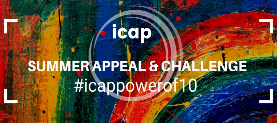 ICAP Power of 10 Summer Appeal and Challenge