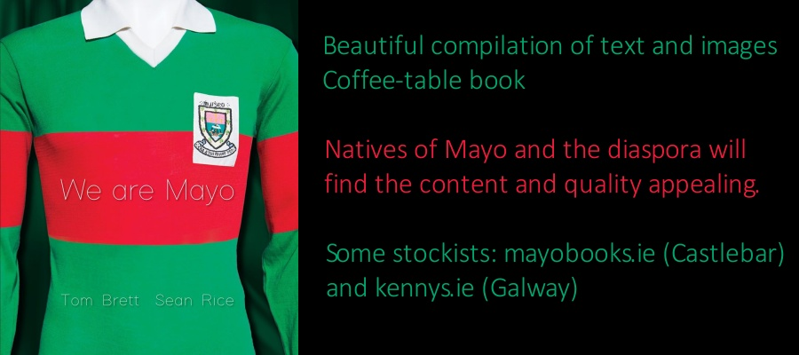 We Are Mayo - Coffee table book